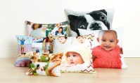 Up to 82% Off Custom Photo Pillow from Collage.com | Groupon