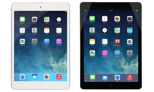 image for Apple iPad Air 16GB, 32GB, or 64GB WiFi Tablet (Refurbished, Grade-A)