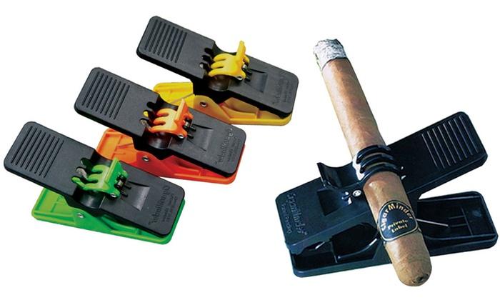 Clip Single Cigar Holder