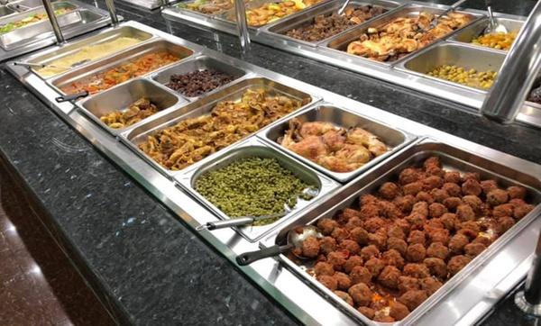 buffet a volonte oriental valable midi ou soir pour 2 personnes a partir de au restaurant o buffet oriental
