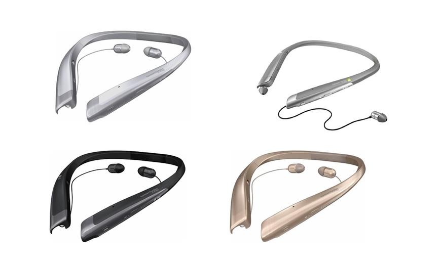 LG Tone Platinum HBS-1100 Wireless Bluetooth Stereo