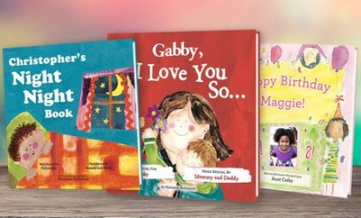 Personalized Storybooks from Put Me in the Story | Groupon Goods | AprilNoelle.com
