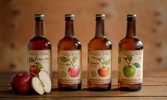 Finnriver Farm And Cidery for libation lovers