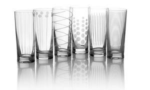 image for Mikasa Cheers Drinkware (Set of 6)