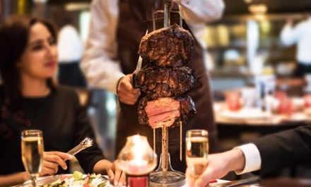 Churrascaria Dining for Up to Four at Chamas Churrascaria and Bar at 5* InterContinental, Abu Dhabi (Up to 42% Off)