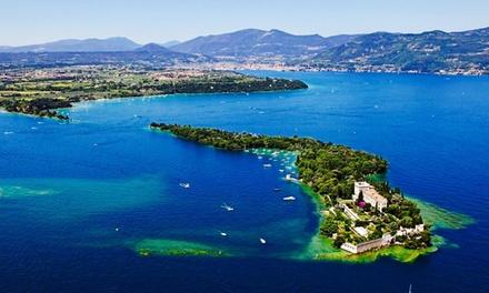 Lago di Garda: 1 notte in camera standard, colazione, cena opzionale e welcome gift per 2 persone allHotel Edonè