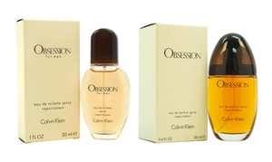 image for Calvin Klein Obsession Fragrances for Women and Men