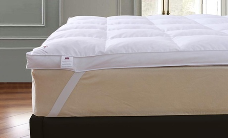 Goose And Down Mattress Topper