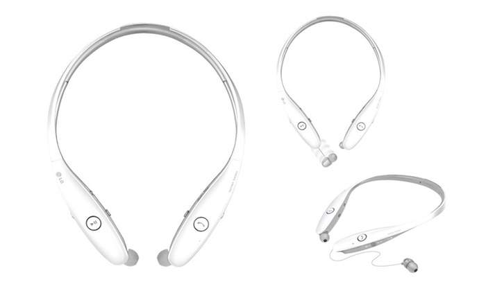 LG Tone Infinim HBS-900 Bluetooth Wireless Stereo Headset