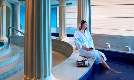Spa Treatment with Day Pass for One or Two at The Spa at Fairmont Dubai (Up to 51% Off)