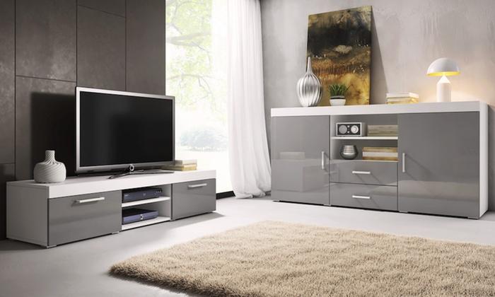 بري قم بالمخاطرة تحمل meuble buffet tv