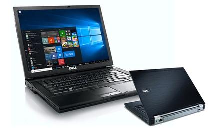 Notebook Dell Latitude E6400 ricondizionato disponibile in varie configurazioni e con antivirus, spedizione gratuita