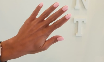 Classic, French or Gelish Mani Pedi with optional Foot Spa Treatment at Paint Beauty Lounge at Galleria Mall