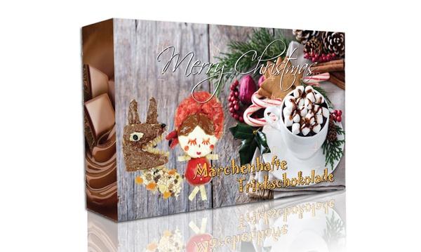 calendrier de l avent chocolat chaud