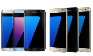 image for Samsung Galaxy S7 or S7 Edge 32GB (GSM and Verizon Unlocked)