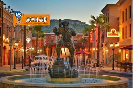 Movieland : ingressi per adulti e bambini al parco divertimenti sul Lago di Garda  (sconto fino a 17%)