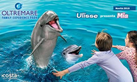 Oltremare di Riccione: ingressi open al parco tematico con i delfini (sconto 23%)