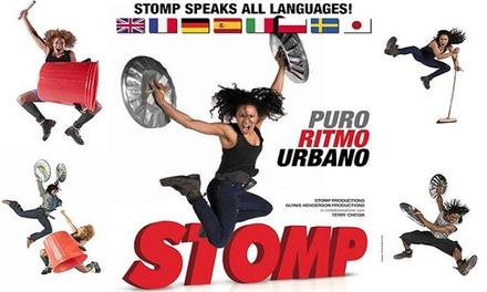 Stomp   Puro Ritmo Urbano   Il 28 e il 29 aprile al Teatro Verdi di Montecatini (sconto fino a 27%)