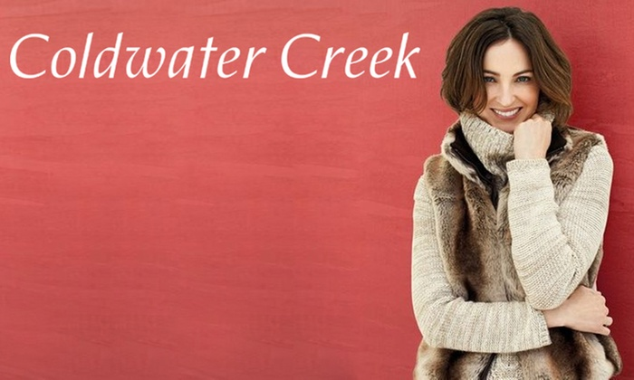 Who Sells Coldwater Creek Clothing