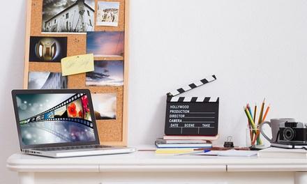 קורס אונליין ממוחשב לעריכת סרטוני וידאו עם תוכנת Windows Movie Maker ב 89 ₪ בלבד