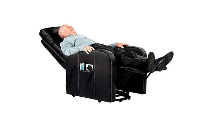Poltrona massaggiante alzapersona  Groupon Goods