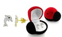 Swarovski Elements Earrings | Groupon Goods