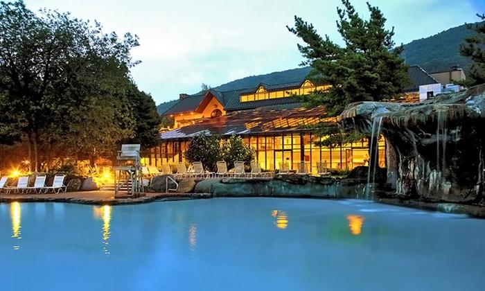 Minerals Resort and Spa in Vernon NJ  Groupon Getaways