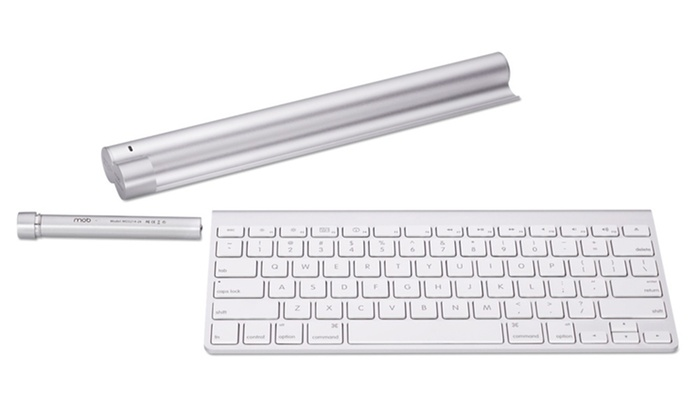 Mobee Magic Bar Charger for Apple Wireless Keyboard or