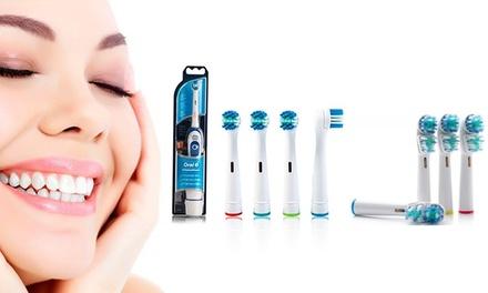 Fino a 32 testine compatibili per spazzolino elettrico Oral B e spazzolino Oral B Advance Power