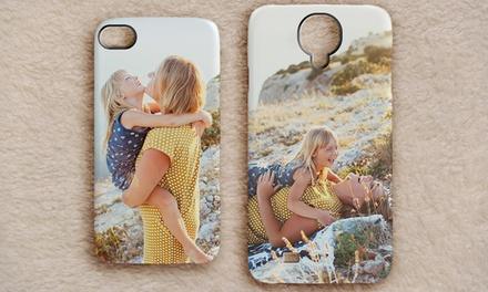 Fino a 4 cover personalizzate per iPhone o Samsung Galaxy offerte da Photo Gifts (sconto fino a 96%)