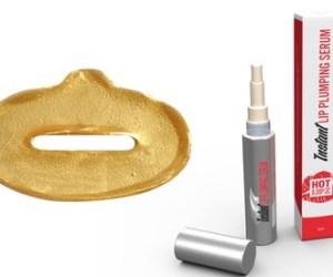 1x, 2x oder 3x Hotlipz Lippenpflege-Serum, opt. mit Kollagen-Lippen-Maske