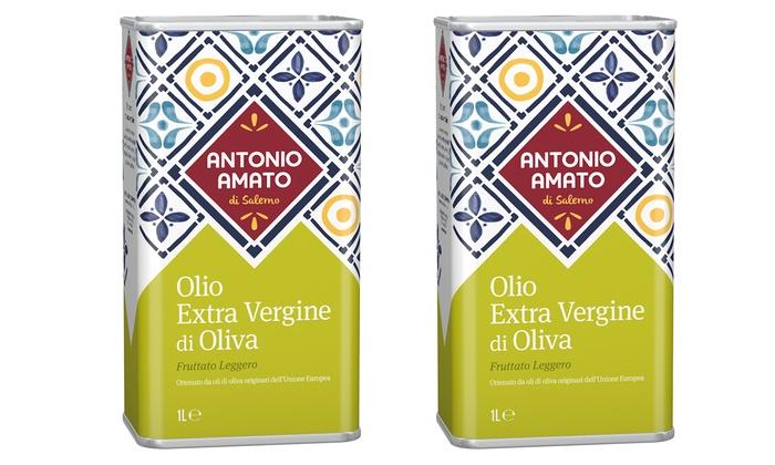 2 L di olio extravergine doliva  Groupon Goods