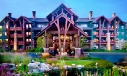 Stay at Grand Cascades Lodge in Hamburg, NJ, with Dates into December
