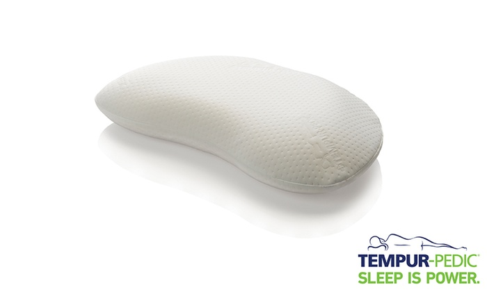 Up To 9 Off on TempurPedic Curve Pillow  LivingSocial Shop
