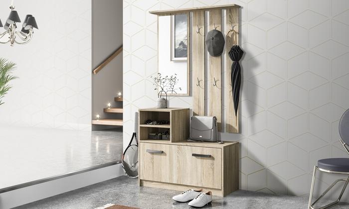 Set di mobili da ingresso Amber  Groupon Goods