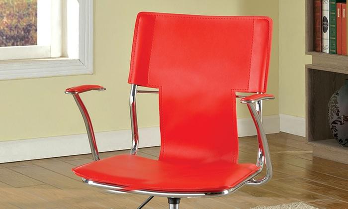 desk chair groupon highwood adirondack retro adjustable office goods
