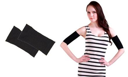 2 fasce modellanti per aumentare la tonicità muscolare delle braccia