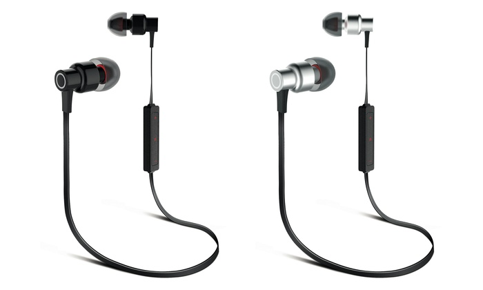 Merkury Innovations TITANZ Wireless Bluetooth Aluminum