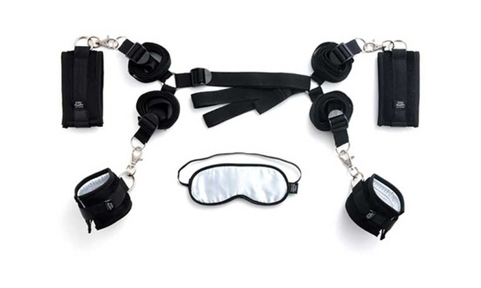 fifty shades of grey restraints | groupon