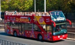 Hop-On Hop-Off Tickets from City Sightseeing Double Decker (Up to 30% Off). Five Options Available