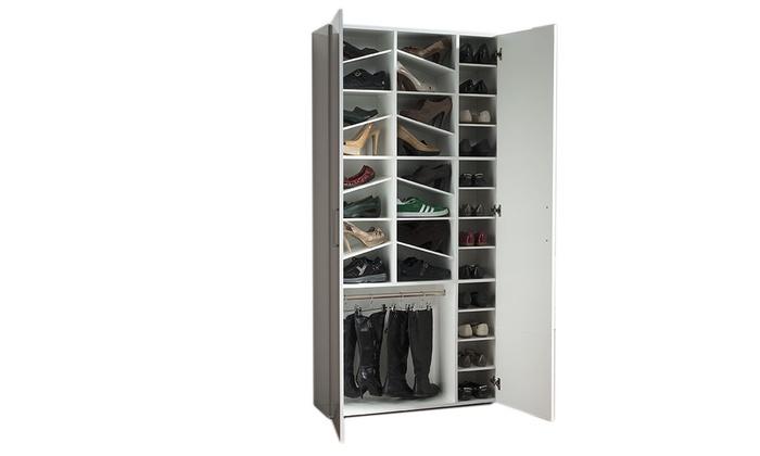 Armario para zapatos  Groupon Goods