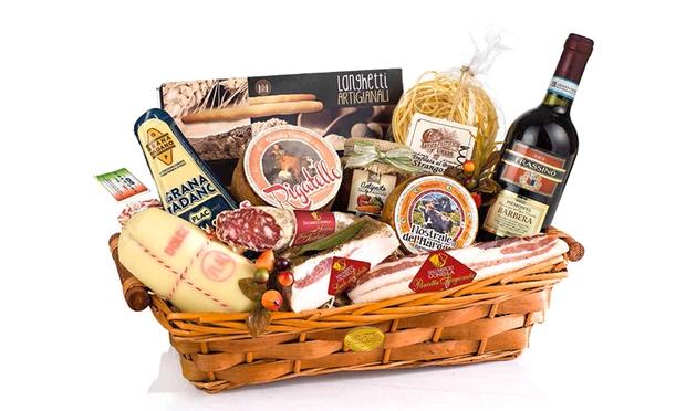 Cesto di Natale a scelta  Groupon Goods