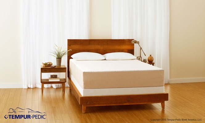 Model Closeout Tempur Pedic Rhapsody Mattress