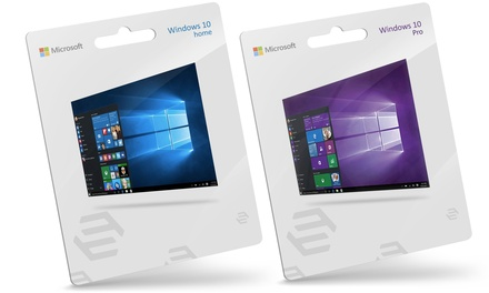 Logiciel Microsoft Windows 10 Professionnel ou Home