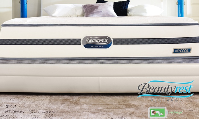 Simmons Beautyrest Mattress Sets  Groupon Goods