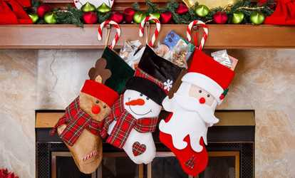 christmas chair covers ireland design for cafe seasonal decor deals discounts groupon shop stockings 3 pack