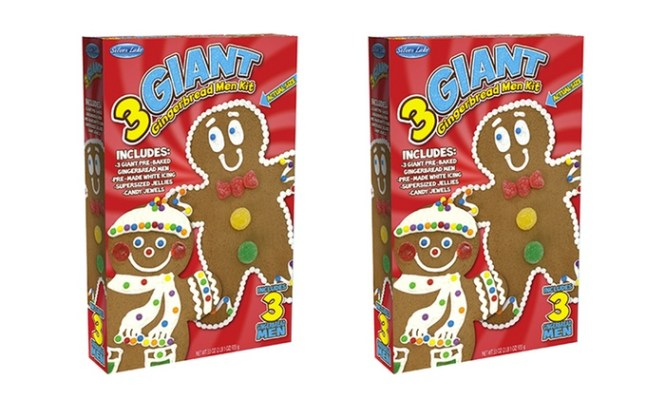 Gingerbread Kids Decorating Kit