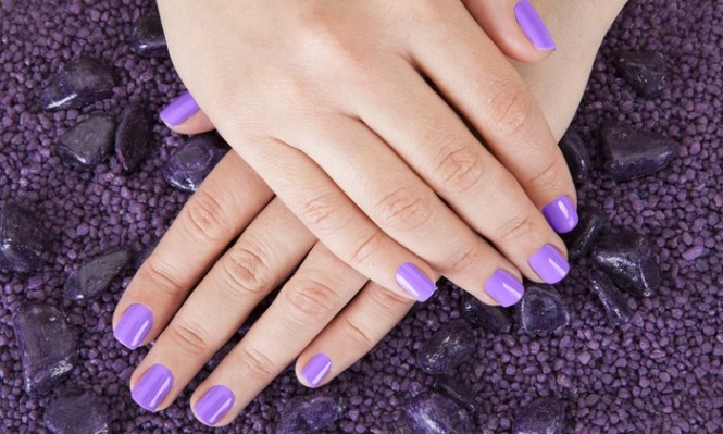 Which Our Salons Are Known For From The Rounded Arches And Grecian Pillars To Blissful Blue Sky You Ll Know Re At Anthony Vince Nail Spa
