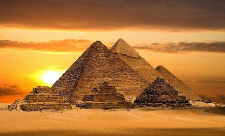 Egypt: 3 or 4 Nights with 4* Accommodation, Tours, Transfers, Meals and Optional Flights*