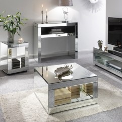 Mirrored Living Room Layout Small Collection Groupon